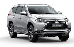 Mitsubishi Motors sẽ dừng bán xe Pajero ở Nhật Bản