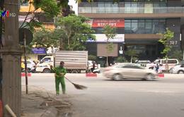 Nguy hiểm nghề quét rác