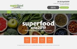 Triển lãm Siêu thực phẩm châu Á lần thứ nhất tại Singapore