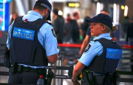 Cảnh sát Australia bắt 1 đối tượng khả nghi ngoài nhà thờ ở Melbourne