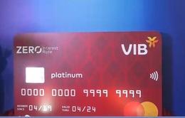 Lần đầu tiên tại Việt Nam có thẻ tín dụng miễn lãi trọn đời