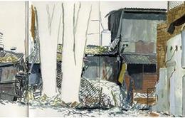 """Độc đáo triển lãm """"Nhựa cây vẫn chảy"""" của nghệ sĩ Pháp và Việt Nam"""