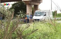 Dừng đỗ trái phép trên cao tốc Hà Nội - Bắc Giang