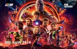 Giải trí trên VTVcab dịp nghỉ lễ 30/4: Từ Ngoại hạng Anh cho đến Avengers