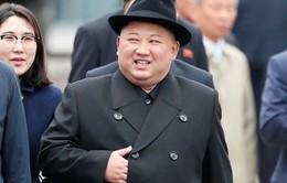 Chủ tịch Triều Tiên  về nước sau hội nghị tại Nga