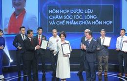 Sao Thái Dương gây tiếng vang tại Cuộc thi Sáng chế 2018 với dược liệu chăm sóc tóc