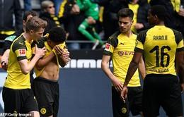 Vòng 31 VĐQG Đức Bundesliga: Dortmund thất bại, bỏ lỡ cơ hội giành ngôi đầu của Bayern Munich