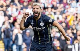 """""""Aguero xứng đáng được Man City tạc tượng"""""""