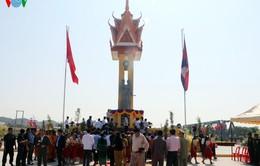 Đài Hữu nghị Việt Nam - Campuchia - Biểu tượng thiêng liêng của hai đất nước