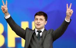 Tổng thống đắc cử Ukraine sẵn sàng đàm phán với Nga