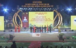 PTT Vương Đình Huệ thăm và làm việc tại Nghệ An