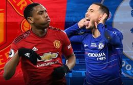 Lịch trực tiếp bóng đá hôm nay (28/4): HAGL tiếp đón Thanh Hóa, Man Utd đại chiến Chelsea