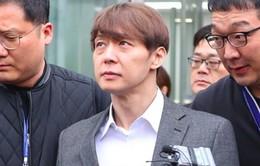 Park Yoochun đối mặt án tù hơn 7 năm