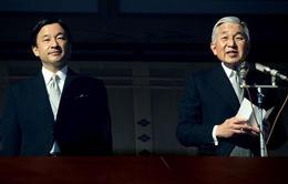 Nhật Bản tăng cường an ninh chào đón triều đại mới