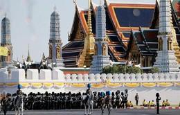 Thái Lan chi 31 triệu USD tổ chức lễ đăng quang của Nhà vua Rama X