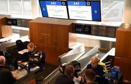 Hàng nghìn hành khách đi máy bay bị ảnh hưởng vì đình công tại Bắc Âu