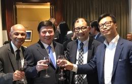 Hội doanh nhân Việt Nam tại Australia thúc đẩy kết nối với TP.HCM