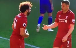 Mohamed Salah bị tranh mất quả phạt đền, HLV Jurgen Klopp lên tiếng phân xử