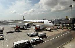 Singapore Airlines tạm dừng khai thác Boeing 787 – 10 Dreamliner