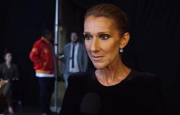 Celine Dion nhận được sức mạnh từ người chồng quá cố