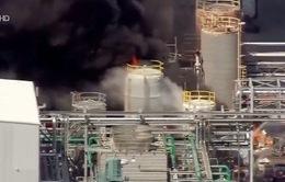 Cháy nhà máy hóa chất ở Houston, Mỹ