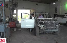 Cơn sốt xe bọc giáp tại Ấn Độ trước thềm bầu cử