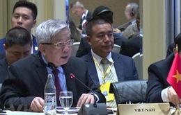 Khai mạc Hội nghị Quan chức quốc phòng cấp cao ASEAN và mở rộng