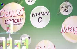 Những sai lầm khi sử dụng vitamin cho trẻ em