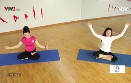 Những động tác yoga dành cho người ít vận động