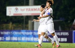 Vòng loại U19 nữ châu Á 2019: U19 nữ Việt Nam đi tiếp nhờ luật fair-play