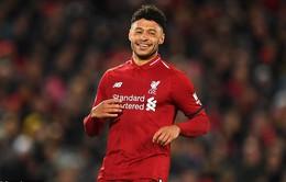 Liverpool đàm phán gia hạn hợp đồng với Alex Oxlade Chamberlain