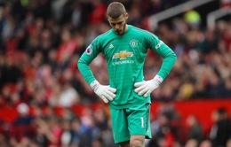 Manchester United có thể sẽ thay thủ môn số 1