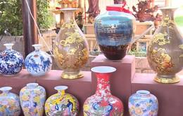 Dấu ấn thủ công mỹ nghệ tại Festival Nghề truyền thống Huế