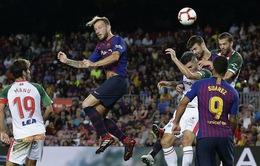 Barcelona lên ngôi vô địch ở vòng 34 La Liga?