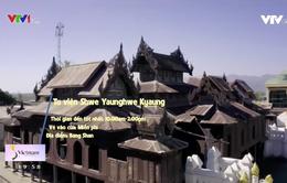 Ghé thăm tu viện nổi tiếng ở Myanmar
