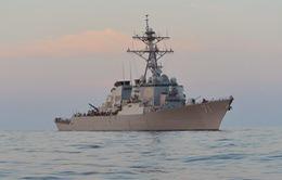 Mỹ và Thổ Nhĩ Kỳ tập trận chung ở Biển Đen