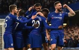 VIDEO Highlight Chelsea 3 - 0 Brighton & Hove Albion (Đá bù vòng 27 Ngoại hạng Anh)
