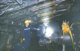 Sức bật của than Quang Hanh