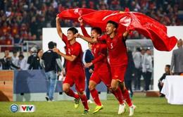 ĐT Việt Nam tăng 1 bậc trên BXH FIFA tháng 4/2019