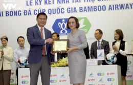 Nhà vô địch Cúp Quốc gia Bamboo Airways 2019 nhận thưởng 1 tỷ đồng