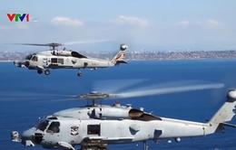 Mỹ bán trực thăng săn tàu ngầm 2,6 tỷ USD cho Ấn Độ