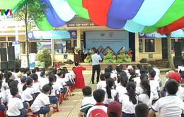 Quảng Trị mít tinh hưởng ứng Ngày thế giới phòng chống bom mìn