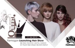 """Hair show """"The Amazon Queen: Nữ hoàng Amazon'' đem đến xu hướng 2019 cho ngành tóc Việt"""