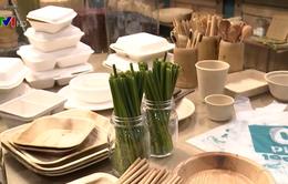 Nhiều sản phẩm thân thiện môi trường thay thế đồ nhựa dùng 1 lần