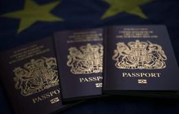 EU cam kết miễn thị thực cho công dân Anh