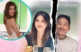 Tình cũ của Lâm Phong chia tay bạn trai con nhà giàu