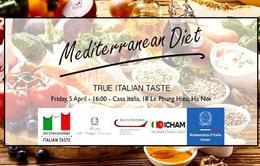 Quảng bá di sản ẩm thực Italy tại Hà Nội