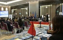 Diễn đàn thương mại đầu tư ASEAN tại Brussels