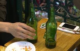 TP. HCM xem xét tăng thuế với rượu bia