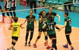 Cập nhật kết quả vòng 1 Giải Bóng chuyền VĐQG 2019 hôm nay, ngày 5/4: Long An 2-3 Tràng An Ninh Bình, NH Công Thương 2-3 KB Bắc Ninh